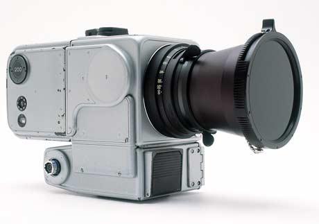 Les Hasselblad EDC servirent a prendre les photos sur la lune.