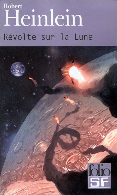 Première de couverture de l'édition Française de Révolte sur la Lune